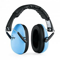 Langley Earo pasívne detské chrániče sluchu stredná veľkosť modrá farba