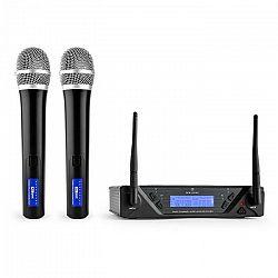 Malone UHF-450 Duo1, Bezdrôtový mikrofónový set, 2 kanály