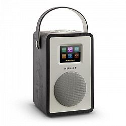 Numan Mini Two, dub, dizajnové internetové rádio, wifi, DLNA, bluetooth, DAB/DAB+, FM