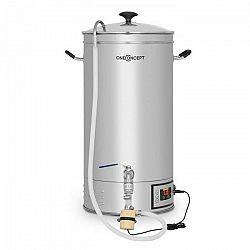 OneConcept Hopfengott 15, sladový kotol, 15 litrov, 30 - 140 °C, obehové čerpadlo, ušľachtilá oceľ