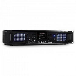 PA- HiFi zosilňovač Skytec SPL-700 W USB-SD-MP3