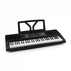 SCHUBERT Etude 300, čierne, klávesy, 61 kláves, 300 zvukov, 300 rytmov, 500 dem