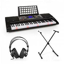 SCHUBERT Etude 450, set nácvičný elektronický klavír, štúdiové slúchadlá, stojan na klávesy