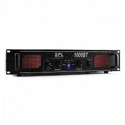 Skytec SPL 1000BT, 1000 W, hi-fi/PA zosilňovač, bluetooth,