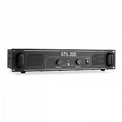 Skytec SPL 300 DJ PA audiozosilňovač, 300W, LED