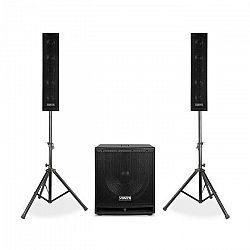 """Vonyx VX880BT, 2.1 aktívny reproduktorový set, 1000W, 15"""", 2x8"""", USB/SD/MP3/BT"""