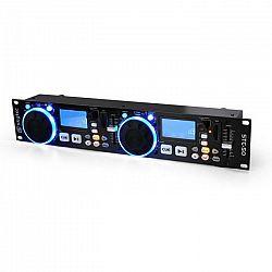 Výkonná DJ MP3 stanica Skytec STC-50, USB a SD porty, scratc