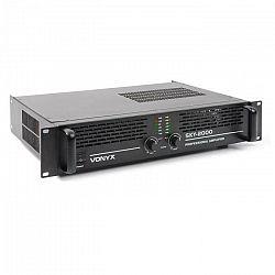 Zosilňovač Vonyx / SkytecSky-2000MKII, 2000 W, premostiteľný